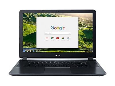Acer Laptop Intel Celeron 1.60 GHz 2 GB Ram 16GB SSD Chrome OS - Manufacturer Refurbished