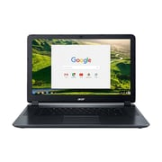 "Refurbished Acer Chromebook, CB3-532-C3F7, 15.6"", Celeron, 16GB, 2GB, Chrome OS HD Graphics 400 (NX.GHJAA.007)"