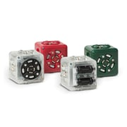 Cubelets ® robot blocks Playful Pack 1, expansion pack of 4 individual Cubelets, 855165004499