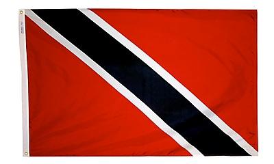 Annin Flagmakers Trinidad & Tobago Flag, 4 x 6 ft., Nylon (198517)