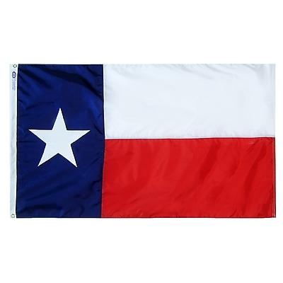Annin Flagmakers Texas State Flag, 4 x 6 ft., Nylon (145270)