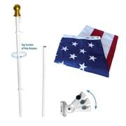 Annin Flagmakers American Flag and Flagpole Set (238)