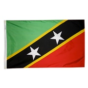 Annin Flagmakers St. Kitts & Nevis Flag, (221556)