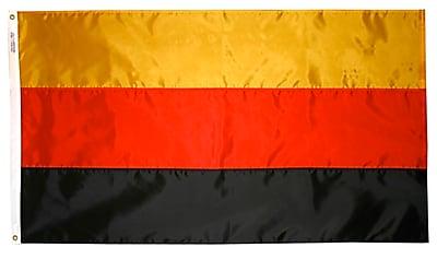 Annin Flagmakers Germany Flag, 4 x 6 ft., Nylon (192901)