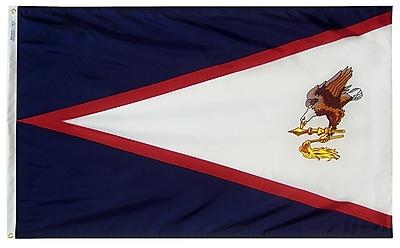 Annin Flagmakers American Samoa Flag, 3 x 5 ft., Nylon (146300)