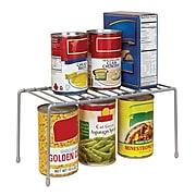 Kitchen Details Shelf Organizer, Grey, Small (24122-GREY)