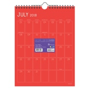 "TF Publishing July 2018-June 2019 Color Collection Monthly Wall Calendar, 9"" X 12"" (19-6048A)"