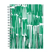 """TF PUBLISHING JULY 2018-JUNE 2019 GREENERY MEDIUM WEEKLY MONTHLY PLANNER 6.5"""" X 8"""" (19-9205A)"""