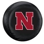 Fremont Die NCAA Nebraska Cornhuskers Large Tire Cover (023245583916)