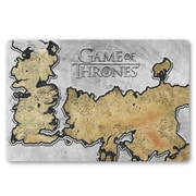 Game of Thrones Westeros Map Decorative Sign (645619069989)