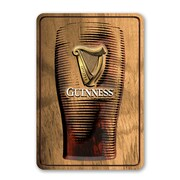 Guinness Tulip with Harp Decorative Sign (645619067664)