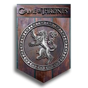 Game of Thrones Lannister Real Wood Crest Decorative Sign (645619066483)