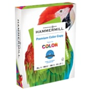 "Hammermill Color Copy Paper, 8-1/2"" x 11"", White, 100 Bright, 28 lb., 500 Sheets (102450)"