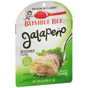 Bumble Bee Jalapeno Seasoned Tuna, 2.5 oz., 12/Carton (KAR24060)