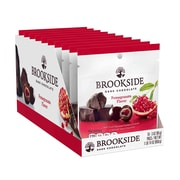 Brookside Dark Chocolate Pomegranate Flavor, 3 oz, Pack of 10 (246-00333)