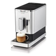 """Espressione Concierge Fully Automatic 8212S """"Espresso Machine"""" 19 Bar Pump, Silver"""