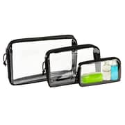 G Force Clear Travel Set, 3 Piece (6054)