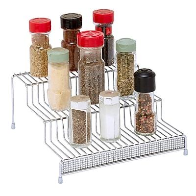 Kitchen Details, Spice Rack Shelf Organizer,Pave Diamond