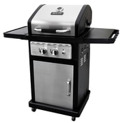 Dyna-Glo Smart Space Living 2 Burner LP Gas Grill, Premium Cover Included (DGP350SNP-D)