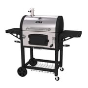 Dyna-Glo Large Premium Charcoal Grill, Stainless (DGN486SNC-D)