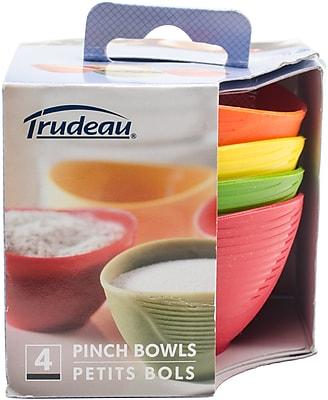 Trudeau Maison Silicone Pinch Grip Bowls Set