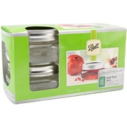Ball Half Pint Ball Wide Mouth Canning Jars, 4/Pkg. (61162)