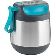Trudeau Maison Fuel Stainless Steel Food Jar-Blue (35508327)