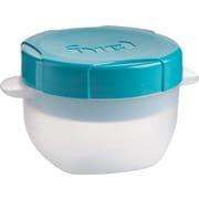 Trudeau Maison Milk & Ceral Container W/Ice Lid-Blue (38609326)