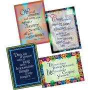 Barker Creek Dare to Dream & Unlimited Possibilities Posters, 4/Set (BC3606)