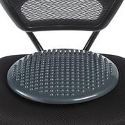 Gaiam Balance Cushion, Charcoal (05-61830)