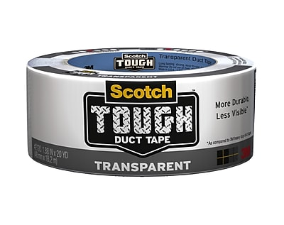 Scotch® Tough Duct Tape, 2
