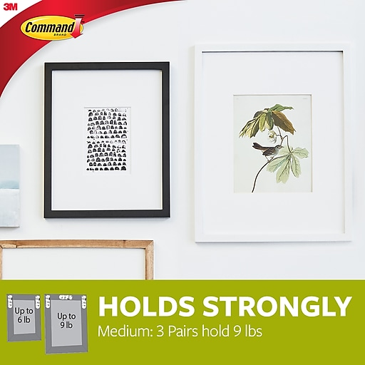 Command poster strips value pack white 48pack staples httpsstaples 3ps7is malvernweather Image collections
