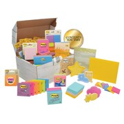 Post-it® Treasure Chest, Assorted Sizes and Colors (ED65V10)