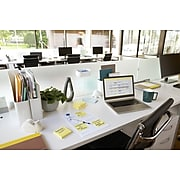 """Post-it® Notes, 3"""" x 3"""" Assorted Colors, 100 Sheets/Pad, 18 Pads/Pack (654-14+4YWB)"""