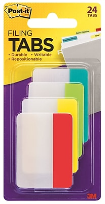 Post-it® Durable Tabs, 2