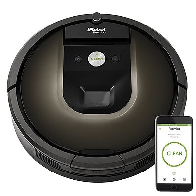 iRobot Roomba 980 Robot Vacuum with Wi-Fi Connectivity (4645580)