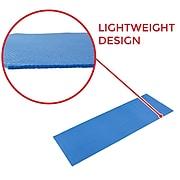 Sunny Health & Fitness Yoga Mat (Blue) - NO. 031-B