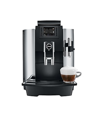 Jura-Capresso WE8 Automatic Coffee Machine, Chrome (15145)