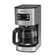 Capresso SG300 12 Cups Automatic Drip Coffee Maker, Stainless Steel (434.05)
