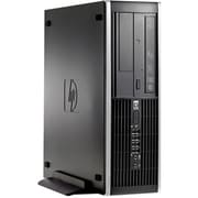 Refurbished HP® Compaq 8100 Elite SFF Business PC, Intel Core i5-650, 4GB RAM, 250GB HDD, WIN 10 Home