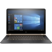 "HP® Spectre 13-V111DX 13.3"" Refurbished Notebook PC, Intel Core i7-7500U, 256GB SSD, 8GB RAM, WIN 10 Home, HD Graphics"