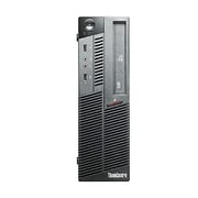 lenovo™ ThinkCentre M73 SFF Refurbished PC, Intel Core i3-4130, 500GB HDD, 8GB RAM, WIN 10 Home, Intel HD Graphics