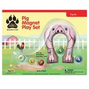 Dowling Magnets® Animal Magnetism Pig Magnet Play Set (DO-736850)
