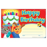 TREND® Birthday Playtime Pals™ Recognition Awards, Pack of 30 (T-81080)