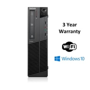 LenovoM91P, Intel i5 3.1Ghz, 500GB, 4GB RAM, WIFI, WIN 10 (333580), Refurbished