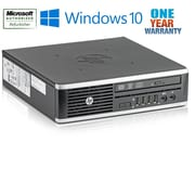 Refurbished Hp Elite 8300 Ultra Small Factor Intel 3470 Core I5 3,2 Ghz  8Gb Ram 320Gb Hard Drive Windows 10 Home (652012774112)