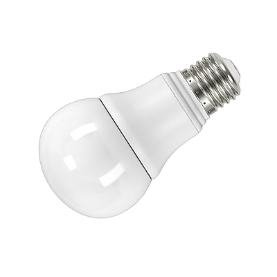 Seesmart Dimmable Household Lamp 7W, Warm White, 3/Bx