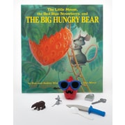 Primary Concepts The Little Mouse, the Red Ripe Strawberry, and the Big Hungry Bear 3-D Storybook, Grades PreK-3 (1644)