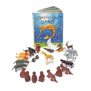 Primary Concepts Giraffes Can't Dance 3-D Storybook, Grades PreK-3 (1645)