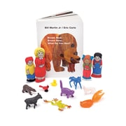 Primary Concepts Brown Bear, Brown Bear, What Do You See? 3-D Storybook, Grades PreK-K (1646)